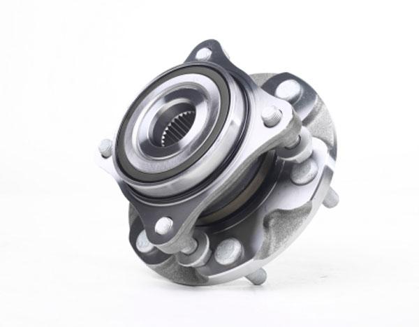 Overbearing assembly bearing unit