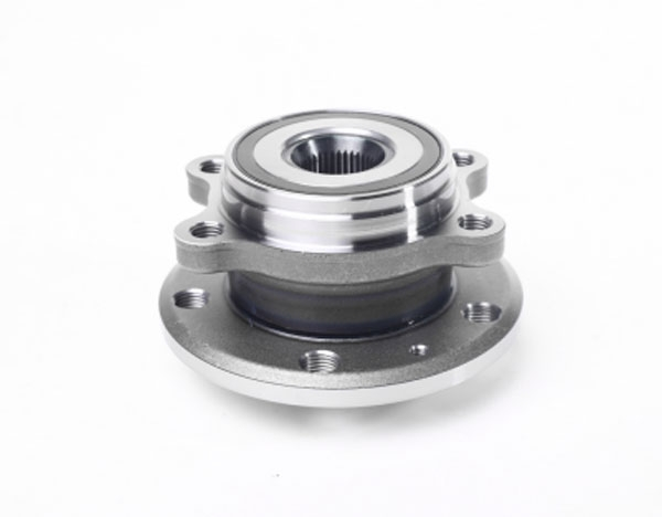 Magotan Sagitar front wheel four hole axle head